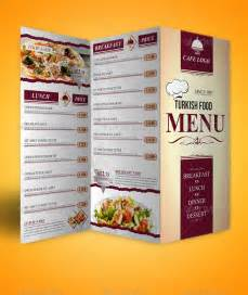 food menu templates 75 restaurant food menus graphic designs 2014 part 2