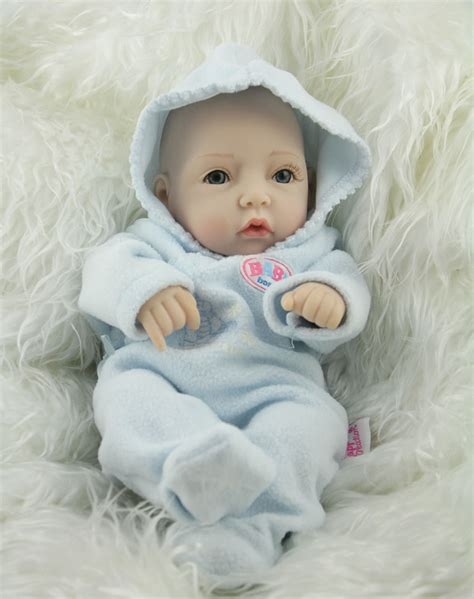 Gamis New Babydoll 10 handmade lifelike baby boy vinyl reborn realistic newborn dolls clothes ebay