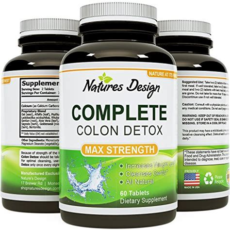 Detox Real Vs by Colon Detox Weight Loss Benefits With Digestive Enzymes