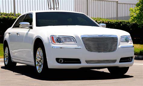 Custom Grills For Chrysler 300 by 2013 Chrysler 300c Custom Grilles In Houston