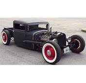 1930 Ford Model A Pick Up Traditional Hot Rod 1 HMRD