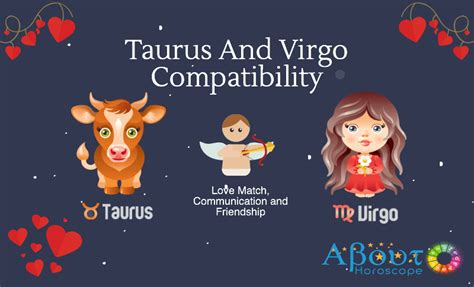 taurus and virgo compatibility love match friendship