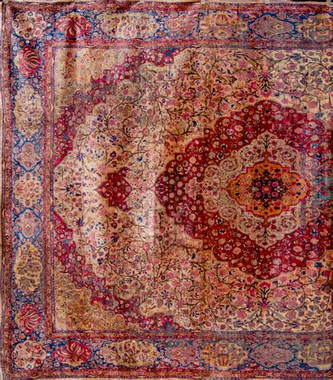 silk rug antique silk kashan rug rugs more