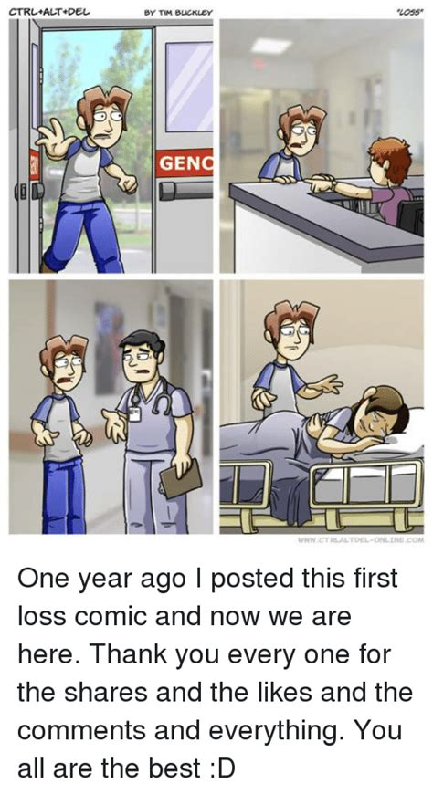 Loss Meme - funny ctrl alt del memes of 2017 on sizzle