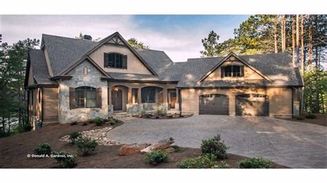 ranch house plans with walkout basement home designs enchanting house plans with walkout