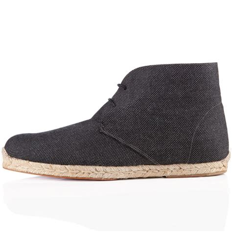 mannen sneakers shoes louboutin christian louboutin cadaques sandals grey