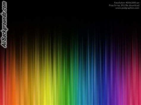 color pattern in rainbow rainbow colors pattern backgrounds twitter myspace