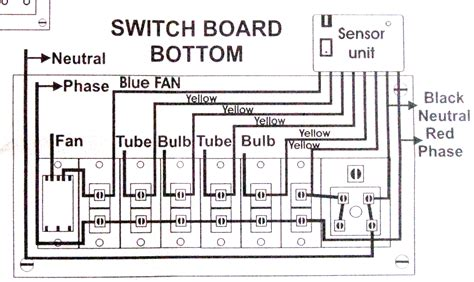 electric switch board diagram india home electrical wiring diagrams india get free