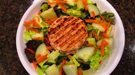 Backyard Burger Tilapia Nutrition Garden Tilapia Burgers Fitness
