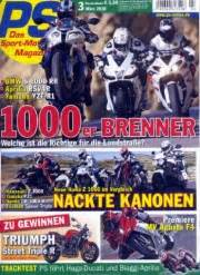 Ps Motorrad Zeitschrift Abo by Zeitschriften Auto Motor Aviatik Abo Zeitschrift Ch