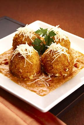 Macaroni Spiral By Macaroni Factory fried mac and cheese balls a la cheesecake factory my