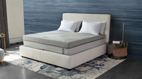 sleep number 360 smart bed this 4 000 smart bed from sleep number will adjust itself