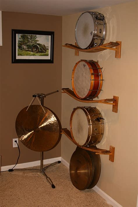 Cymbal Display Rack by Show Us Your Snare Collection Page 2 Vintage Drum Forum