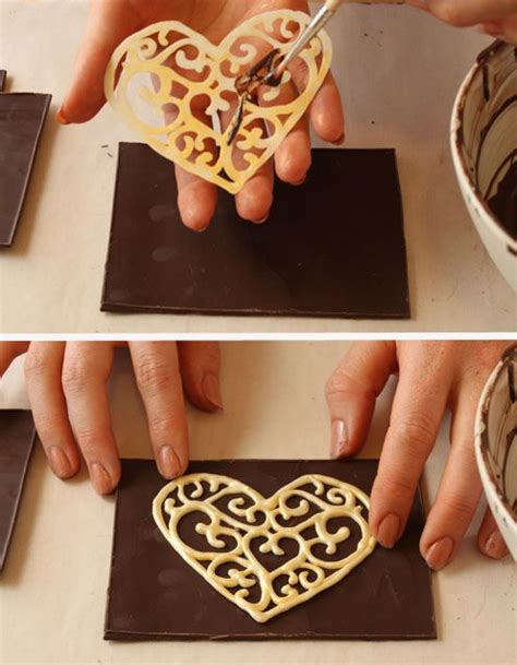 How To Make Chocolate Decorations by How To Make Chocolate Boxes