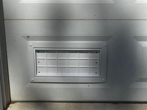 Garage Door Vent With Screen by Garage Door Vent With Screen Wageuzi