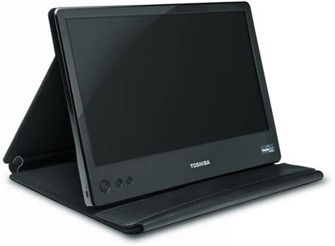 toshiba mobile monitor generous size attractive price