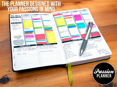 design your life journal passion planner by angelia trinidad kickstarter video
