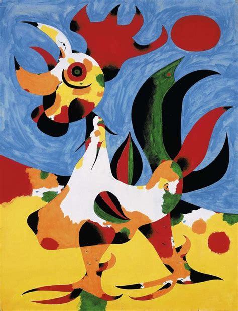 imagenes surrealistas de joan miro andover espa 241 ol 300 el arte daniel lenchner el gallo