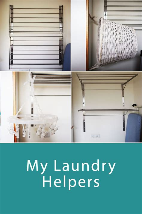 My Laundry Helpers Blog Home Organisation The Organised You My Laundry