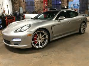 Porsche Panamera Rims Porsche Panamera With Koko Wheels No Limit Inc