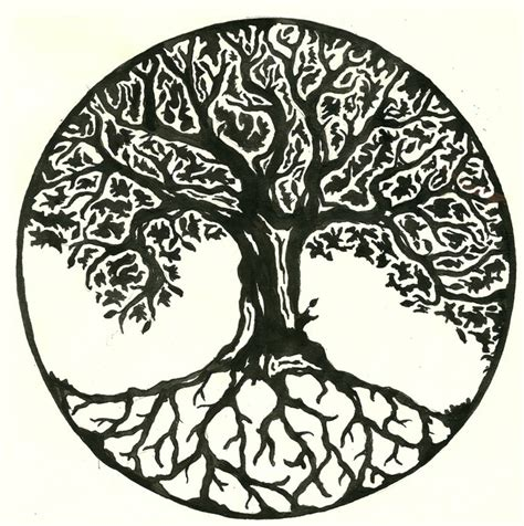 knowledge tattoo designs those who the most must mourn the deepest the tree