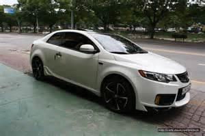 White Kia Kia Forte Koup White Rides Styling