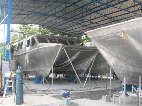 aluminium catamaran ferry small aluminum passenger vessel coastal boats cambodia