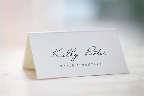 Themed Place Cards Template by Printable Place Card Wedding Place Cards Template Place
