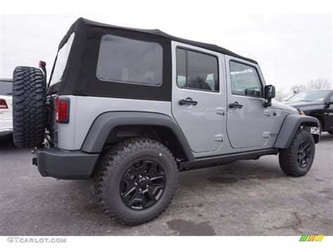 willys wheeler jeep 2015 wrangler unlimited anvil 2015 billet silver metallic jeep wrangler unlimited willys
