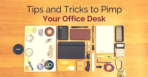 how to make your office cozy 24 cool tips and tricks to pimp your office desk wisestep