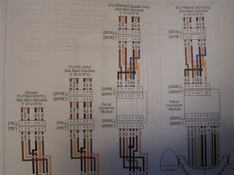 2014 ultra limited wiring diagram flstc wiring diagram