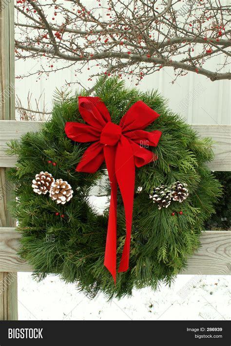 outdoor wreath outdoor wreath stock photo stock images bigstock
