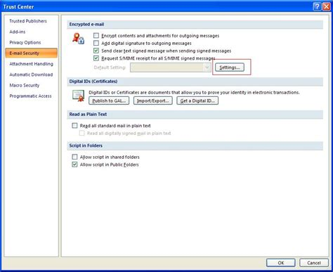 format email mime how do i install my secure email s mime certificate on