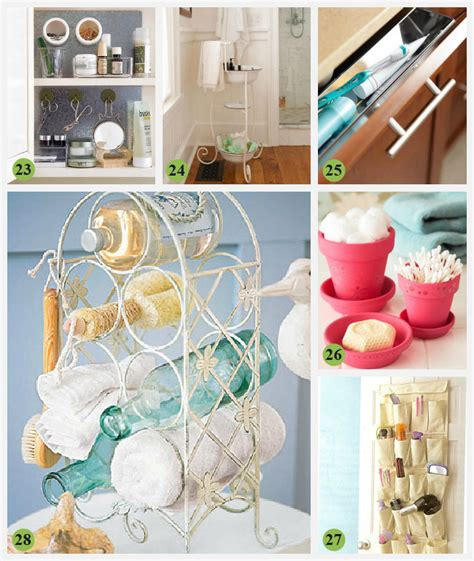 Creative Bathroom Storage Ideas by 28 Creative Bathroom Storage Ideas