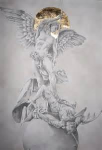 25 best ideas about archangel michael on