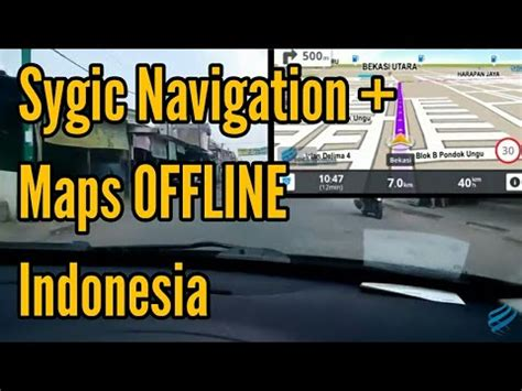 Gps Garmin Nuvi 1460 Bluetooth Dengan Peta Versi Terbaru gps sygic navigation indonesia maps versi and free