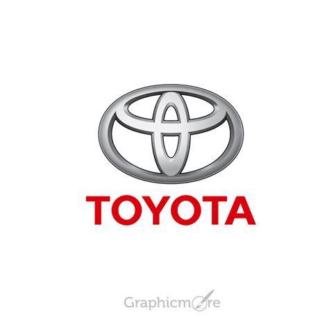 logo toyota vector toyota logo design graphicmore free graphics