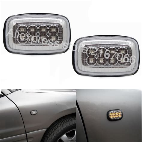 Toyota Corolla Indicator L by Side Marker Led Pair Indicator Turn Signal Light For