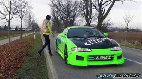 mitsubishi eclipse tuner mitsubishi eclipse tuning the fast the furious youtube