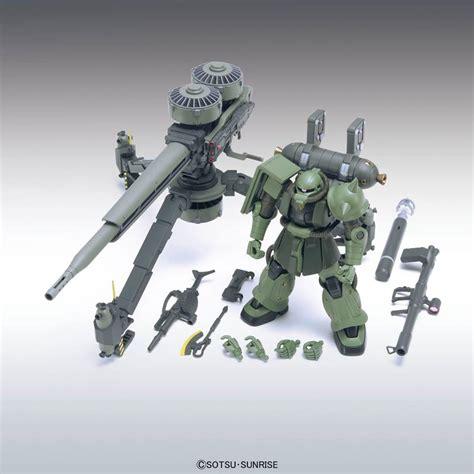 Tg011 Zaku I Thunderbolt Ver 1 144 hg zaku ii big gun gundam thunderbolt anime ver nz gundam store