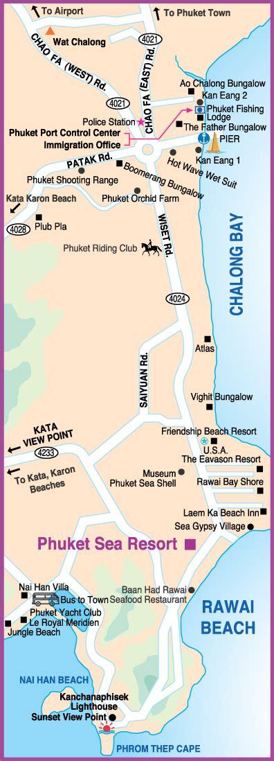 sea resort map phuket rawai resort phuket l villa in phuket at