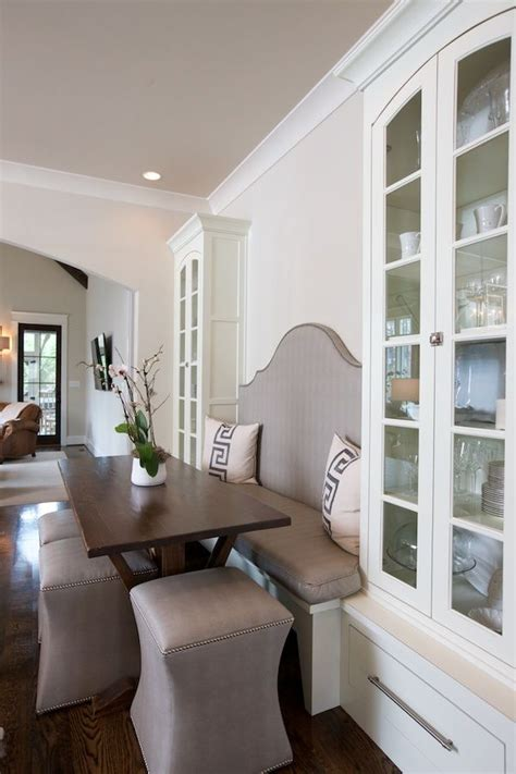 luxurious dining room banquette ideas pinterest set decor nepinetworkorg