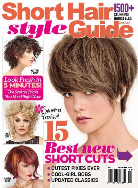 short hair style guide magazine celebrity hairstyles short hair style guide summer 2016