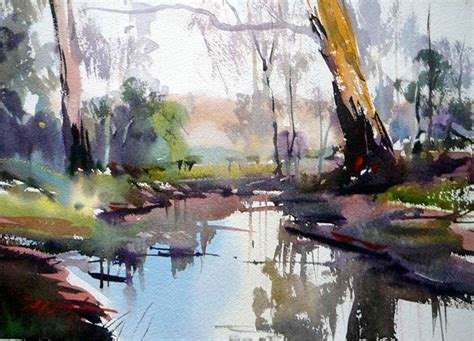 water color artists of watercolor david