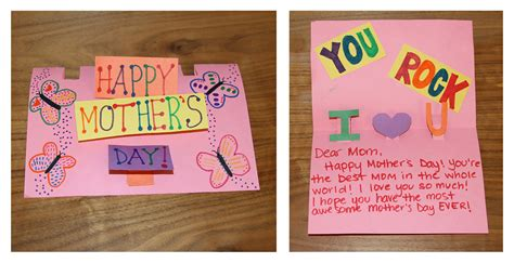 creative mothers day cards to make creative ways to make smile this s day live