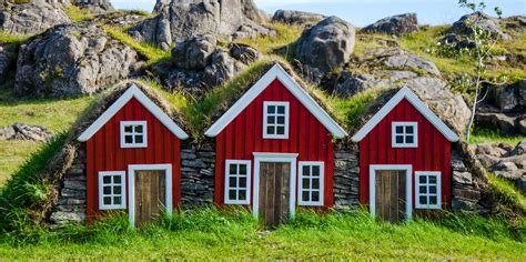 Kitchen Remodeling Long Island iceland s traditional turf houses were green long before