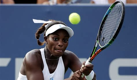 tennis players short haircut with line espn crosses a line at u s open with mid match tennis