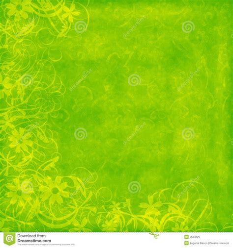 wallpaper lime green flowers lime distressed background royalty free stock photo