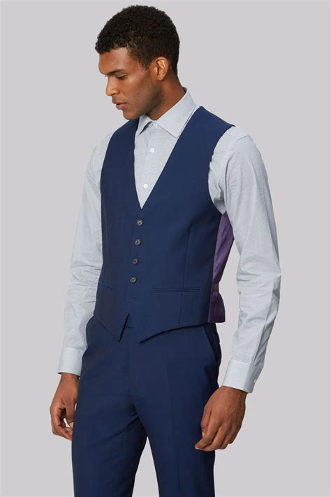 Blue Baker Gift Card - ted baker tailored fit blue waistcoat bluewater 163 49 00
