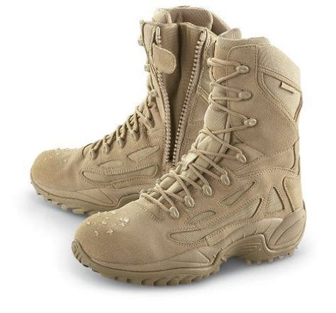 Sepatu Adidas Gsg9 s converse waterproof side zip desert tactical boots